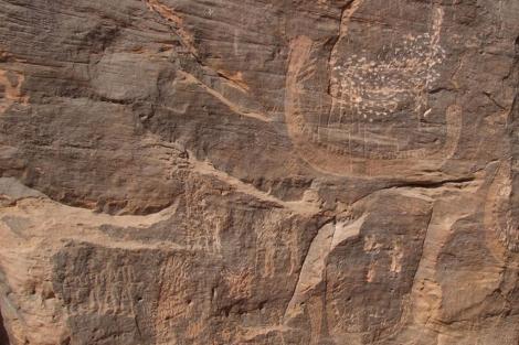 Bajorrelive encontrado cerca de Asuán.|Ministerio de Antigüedades de Egipto