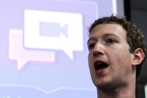 Facebook lanza servicio de videollamada
