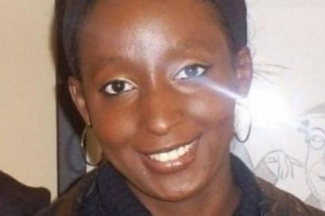 Imagen de la joven Nafissatou Diallo. | Fuente: talkafrique.com