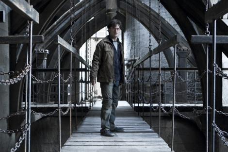 Un fotograma de la última película de Harry Potter.