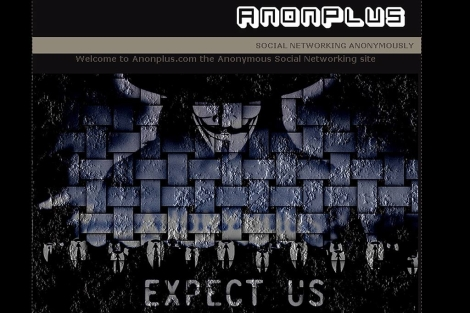 Anonymous lanza Anonplus, su propia red social