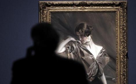 'Cléo de Mérode', de Boldini. | Efe