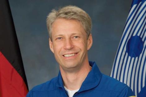 Thomas Reiter voló al espacio en 1995 y 2006. | ESA.