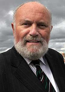David Norris. | C. Bacon | Daily Mail