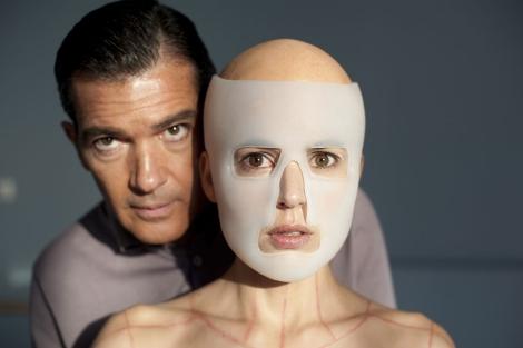 Fotograma de 'La piel que habito', dirigida por Almodóvar.