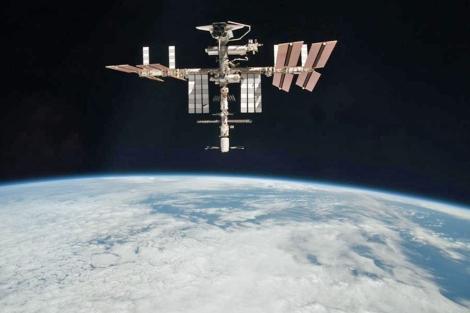 Imagen de la Estación Espacial Internacional. | AP