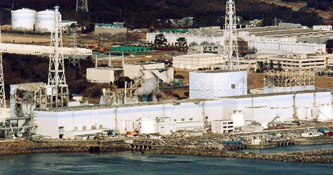 Imagen de la central nuclear de Fukushima. | Reuters