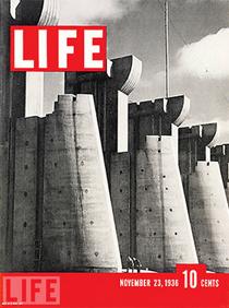 Primera portada de 'Life'.