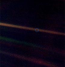 La Tierra: un punto azul pálido | NASA.