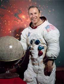 Jim Lovell, en diciembre de 1969. | NASA