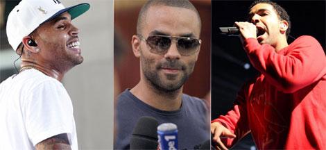 Brown, Parker y Drake.