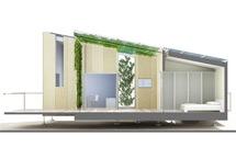 Recreación de la casa patio, del equipo Andalucía Team. | E.M.