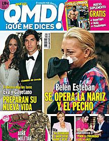 Belén Esteban vuelve a pasar por el quirófano 1350303759_extras_ladillos_2_0