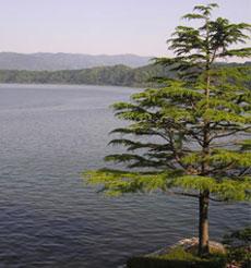 Lago Suigestu. | C.R.