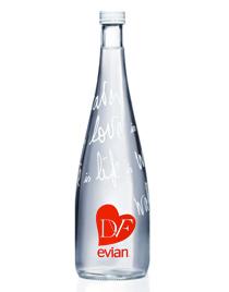 Así es la botella.