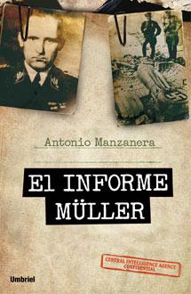 Portada del libro 'El Informe Müller'