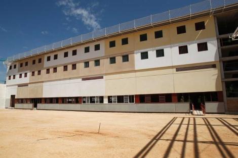 Instalaciones de la cárcel de Archidona.   ELMUNDO.es