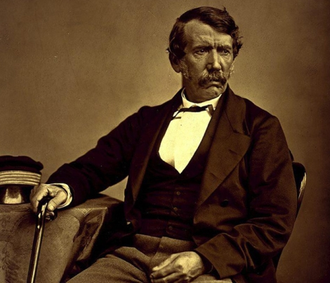 El explorador David Livingstone. | Thomas Annan