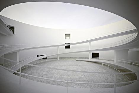 El Museo de la Memoria de Andalucía, una de sus creaciones, en Granada. | E. Campo Baeza