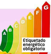 Las casas deberán llevar una etiqueta como la de los electromésticos. | EM