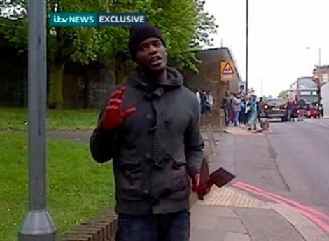 La decapitación de un soldado británico en una calle de Londres siembra el pánico 1369241591_extras_ladillos_2_0