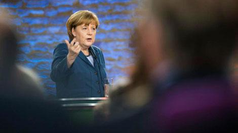 Angela Merkel.| Reuters