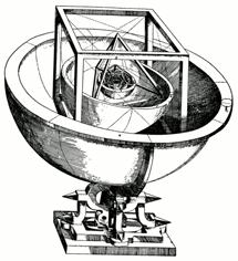Sistema Solar de Kepler. | E.M.