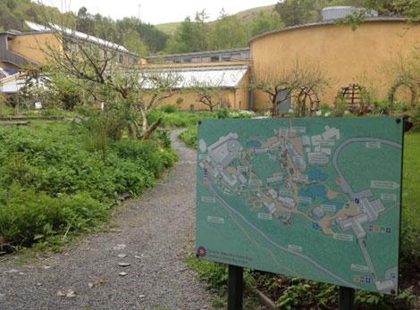 El Centro de Tecnología Alternativa de Gales. | Carlos Fresneda