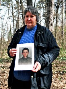 La madre de Stoyanov pide justicia. | AI