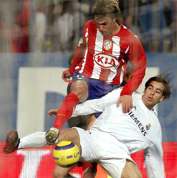 Хурадо игрок Реал Мадрид
