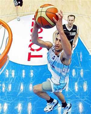 [Homenaje] Manu Ginobili, el 5 Argentino.