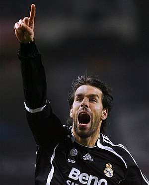Ruud celebrates his winner against Espanyol
