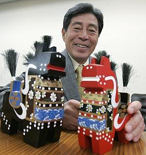 Hiroshi Hoketsu (Foto: REUTERS)