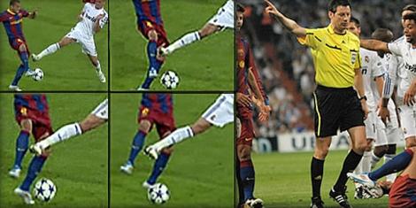 Imágenes de la entrada de Pepe. | Realmadrid.com