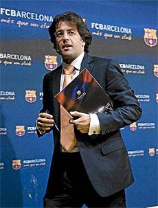 المتحدث برشلونة فرييكسا النهائي البرنابيو