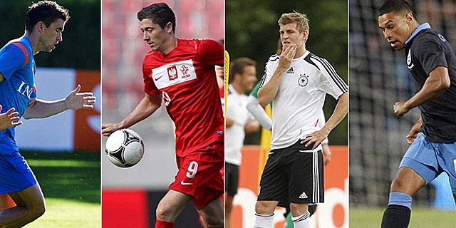 Strootman, Lewandowski, Kroos y Oxlade-Chamberlain son algunas promesas de la Euro2012 | ElMundo