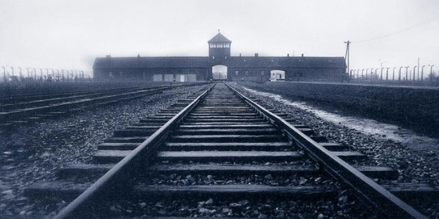 Campo de exterminio de Auschwitz-Birkenau, estacin final de los trenes de la muerte. | Alberto Rojas