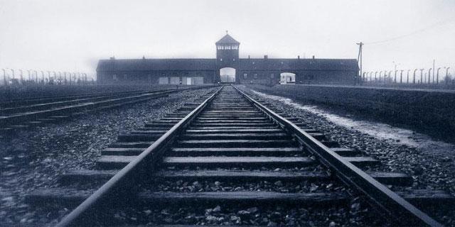 Campo de exterminio de Auschwitz-Birkenau, estación final de los trenes de la muerte. | Alberto Rojas