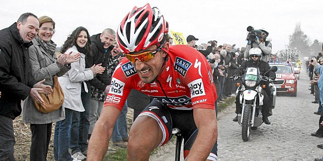 Fabian Cancellara | REUTERS