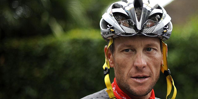 Lance Armstrong | AFP