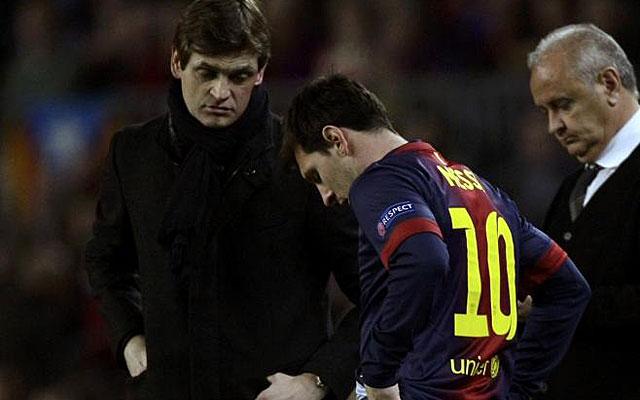 El Cantar de mio Messi
