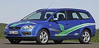El Wagon Flexfuel de Ford combina el uso de etanol y gasolina.