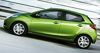 EL nuevo Mazda 2.