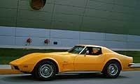 1973. La aerodinámica fue el sello de identidad de los C3.