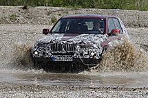Nuevo BMW X3: 'Top secret'