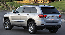 Jeep Grand Cherokee El Mundo