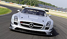 Mercedes SLS AMG GT3: un juguete de 400.000 euros