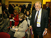 Pere Navarro, director de la DGT. Foto: Rafael Madero