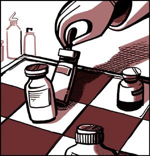 Ilustración de Elisabeth Nogales