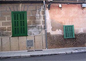 Una de las escenas urbanas que vieron los voluntarios (Foto: Camilo J. Cela-Conde)